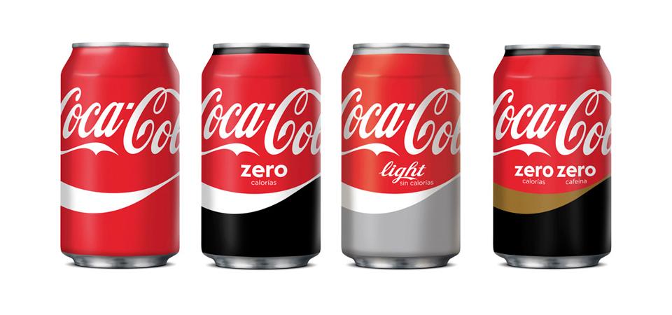 Nueva identidad visual CocaCola