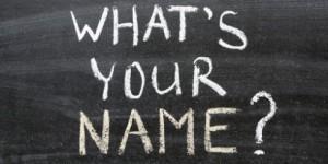 La importancia de un buen nombre
