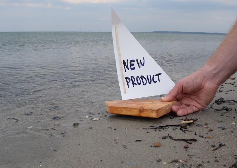 Lanzar nuevo producto depende del sector en el que te encuentres